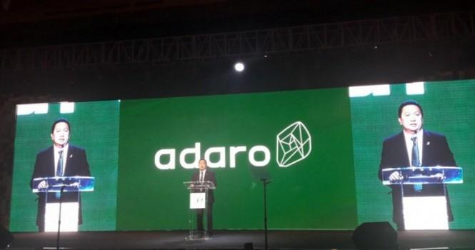 Presiden Direktur dan CEO Adaro Energy Garibaldi Thohir (MI/Fetry Wuryasti)