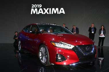 ?Nissan Maxima 2019 Facelift. Carscoops