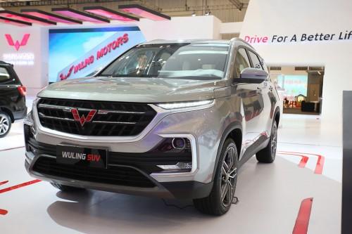 Wuling Motors pamer Baojun 530 sebagai mobil konsep di GIIAS
