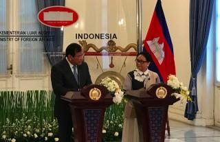 Indonesia-Kamboja Kerja Sama Penguatan Demokrasi
