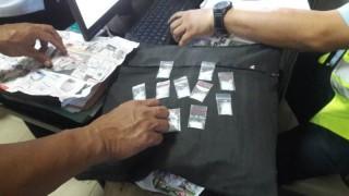 Paket Sabu Dalam Bantal Terbongkar