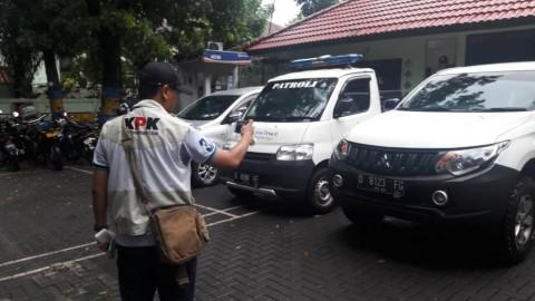 KPK Geledah Kantor Pengelola Waduk Jatiluhur