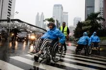 Akses Transportasi Bagi Penyandang Disabilitas Belum Memadai