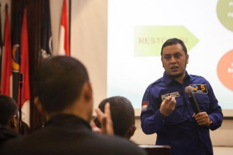 NasDem: PP 49 Wujud Keberpihakan Jokowi pada Honorer