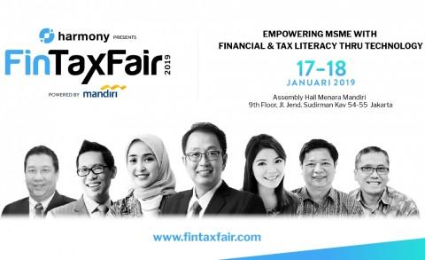 FinTax Fair 2019, Bantu Anda Kembangkan dan Perkuat Bisnis