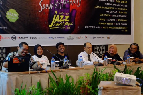 Kota Mataram akan menjadi tempat penyelenggaraan Mataram Jazz