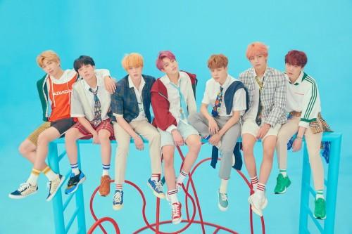Album BTS paling banyak didengar di Spotify Indonesia selama 2017