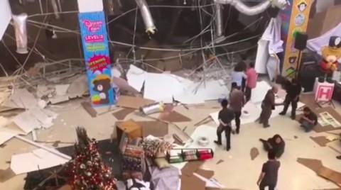 Ledakan di Mal Malaysia Bukan Berasal dari Bom