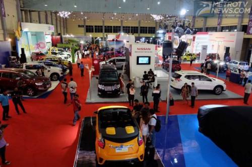 Sektor otomotif tahun depan diprediksi masih stagnan. Dok Medcom