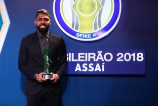 <i>Wonderkid</i> Inter Jadi Pemain Terbaik Liga Brasil