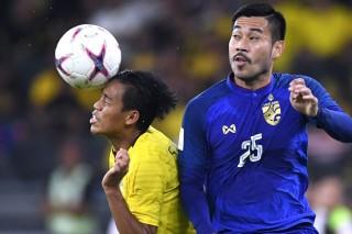 Jadwal Semifinal Piala AFF Hari Ini: Thailand vs Malaysia