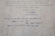 Surat 'Meragukan Tuhan' Einstein Terjual Rp41 Miliar