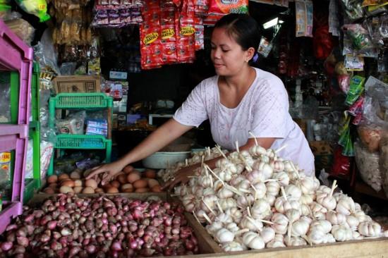 Kementan: Mayoritas Stok Pangan Aman hingga Akhir 2018