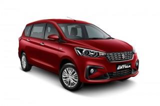 All New Suzuki Ertiga Diesel Nongol di India
