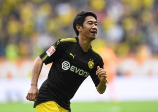 Muak di Dortmund, Kagawa Bidik La Liga Spanyol