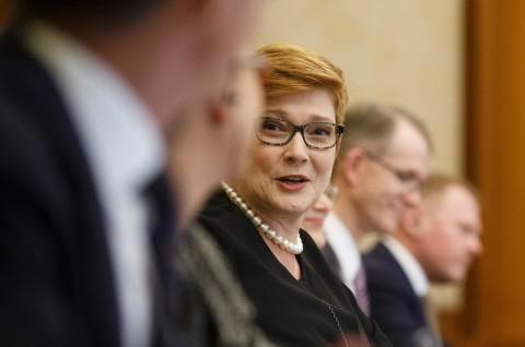 Menlu Australia: BDF Peluang Penting Lindungi Demokrasi