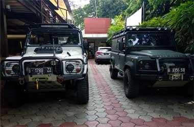 Indonesia Land Rover United siap menggelar Festival Camping.