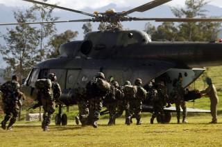 Satu Prajurit Gugur saat Evakuasi Korban Penembakan KKB Papua