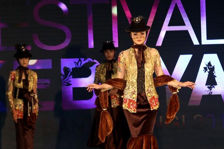 Festival Kebaya Banyuwangi 2018