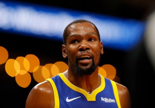 Forward Golden State Warriors, Kevin Durant (AFP/Kevin Cox)