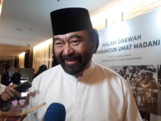 Surya Paloh Sumbang Rp1 Miliar untuk Dakwah Desa Madani