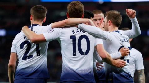 Bantai Southampton, Tottenham Geser Chelsea di Posisi Ketiga