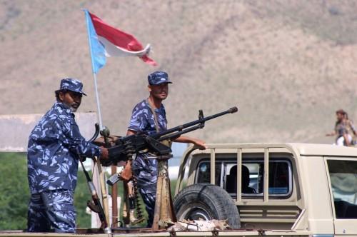Konflik di Yaman. (Foto: AFP).
