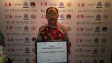 Bupati Kulon Progo Dapat Bupati Enterpreneur Award 2018