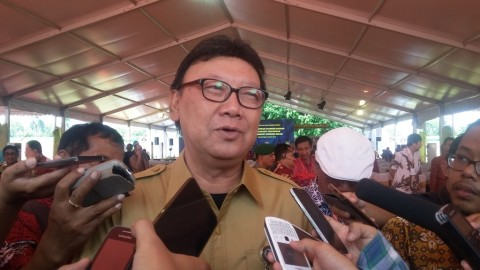 Menteri Dalam Negeri Tjahjo Kumolo - Medcom.id/Ahmad Mustaqim.