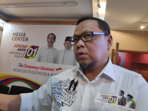 Wakil Direktur Saksi Tim Kampanye Nasional Koalisi Indonesia