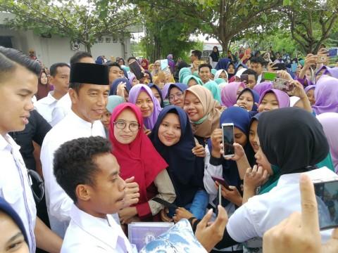 Jokowi Ingin Madrasah Jadi Tonggak Pembangunan SDM