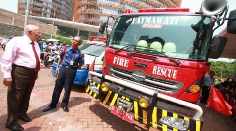 Kepala Dinas Penanggulangan Kebakaran dan Penyelamatan DKI
