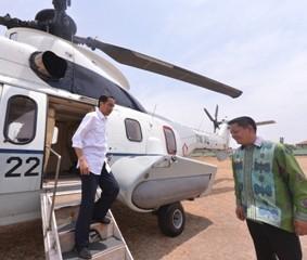 Jokowi Pastikan Proyek Bandara Baru Yogyakarta Tak Terkendala