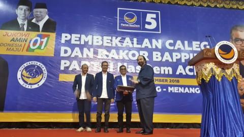 Surya Paloh Tegaskan Komitmen NasDem Membangun Aceh