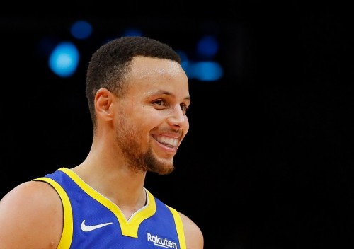 Point guard Golden State Warriors, Stephen Curry (AFP/Kevin C.