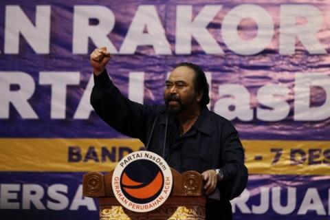 Surya Paloh Dukung Pemerintah Teruskan Pembangunan Papua