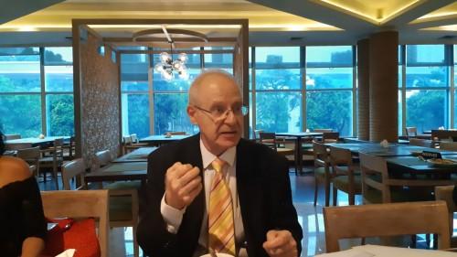 Duta Besar Bahrain untuk Indonesia Mohammed Ghassan Shaikho.