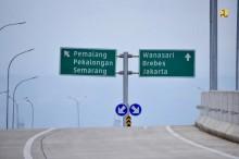 Menteri PUPR Cek Kesiapan Tol Trans Jawa Jelang Mudik Natal