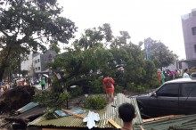 Puting Beliung Terjang Bogor, Satu Orang Tewas