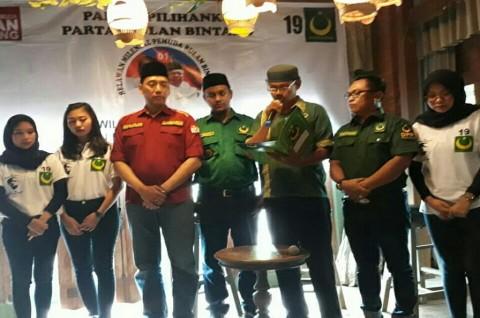 PBB Solo Raya Deklarasikan Dukungan untuk Jokowi-Ma'ruf Amin