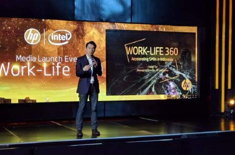 Perangkat Baru HP Wujud Dukungan untuk UKM