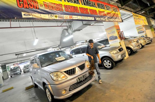 Inspeksi mobil bekas, bisa dimanfaatkan ketika berbelanja mobil