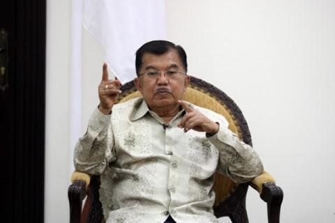 Wapres: Polisi dan TNI Harus Operasi Besar