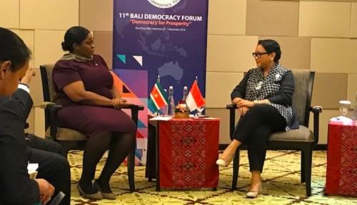 Indonesia sepakat untuk memberikan pelatihan untuk diplomat