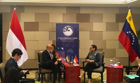 Sebagai Ketua GNB, Venezuela Diminta Perjuangkan Palestina