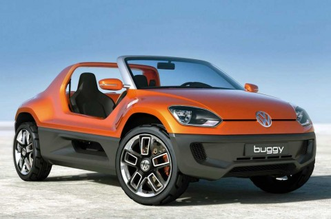 Volkswagen Riset Mobil Pantai Bertenaga Listrik