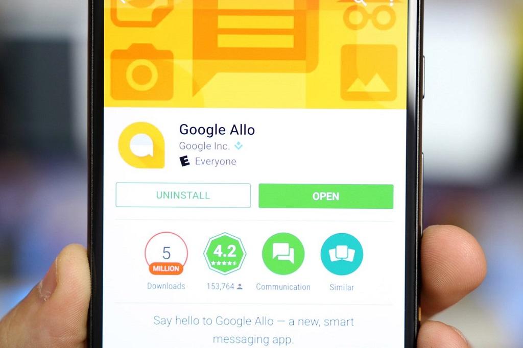 Google mengumumkan akan penghentian operasionalisasi aplikasi Allo pada bulan Maret 2019.