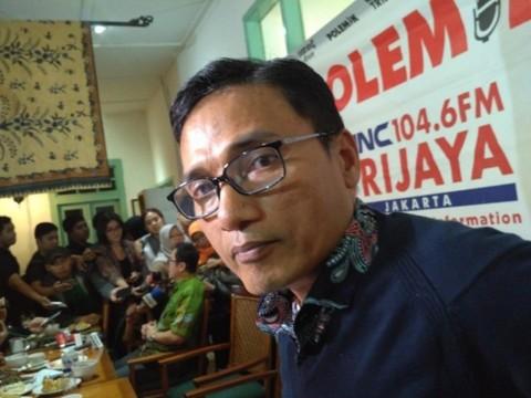 Sekretaris Bidang Polhukam Partai Keadilan Sejahtera (PKS) Suhud