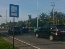 Ada Rambu Tanda Kuburan Disertai Gambar Pocong di Bangka