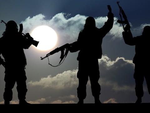 Senjata KKB Hasil Rampasan